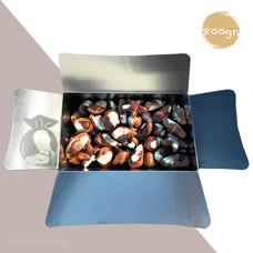 Trefin 800gr Chocolade zeevruchten