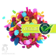 Veggie MIX 30kg  A++ kwaliteit