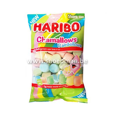 Haribo  Haribo spekken Chamallows rainbollows