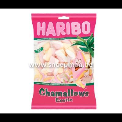 Haribo  Bestel jouw exotische Haribo Chamallows