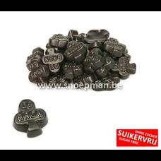 De Bron Lifestyle Candy  Suikervrij Zoute Klavertjes - 250 gr