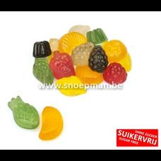 De Bron Lifestyle Candy  Suikervrij Fruitgums - 250 gr