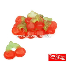 De Bron Lifestyle Candy  De Bron kersen snoepjes - 250 gr