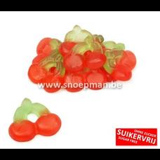 De Bron Lifestyle Candy  Suikervrije kersen snoepjes - 250 gr