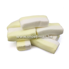 Confiserie à l'Ancienne  Wit gele spekken - 250 gr