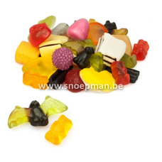 Haribo Color-Rado mix - 250gr