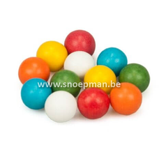 Grote kauwgomballen -  250 gr