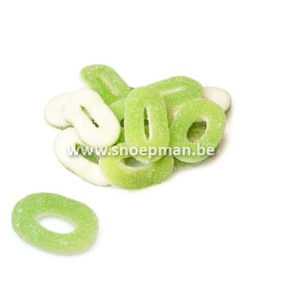 Trolli Lekkere appelringen snoepjes van Trolli koop je online bij snoepman.be