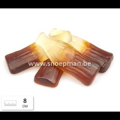 Matthijs Matthijs Giga grote Colaflessen snoepjes  per kilo