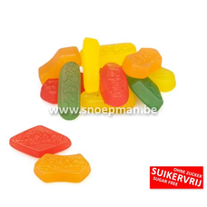 De Bron Lifestyle Candy  Suikervrije Winegums - 1kg
