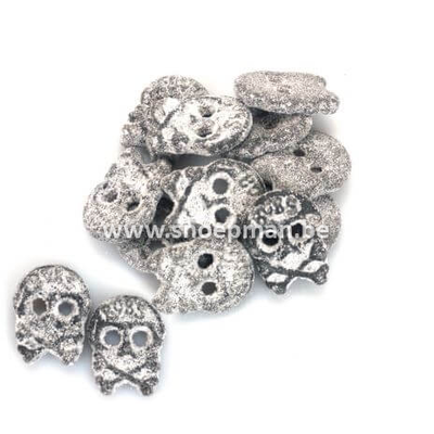 BUBS BUBS Salty Skulls in grootverpakking 3.40kg