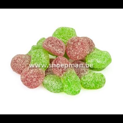 Faam Zure kersen snoepjes van FAAM per kilo