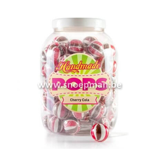 Cherry cola lolly's - 25gr
