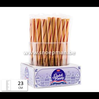 Heerlijke harde kaneelstokken snoep van Felko