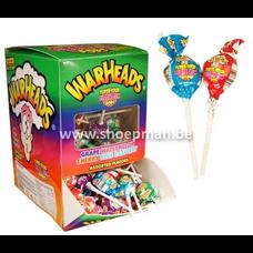 Warheads Super Sour Bubblegum Pop 21 gr.