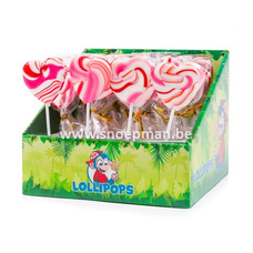 Felko  Felko Mini Lollipops Sweetheart 20 gr. - 1 stuk