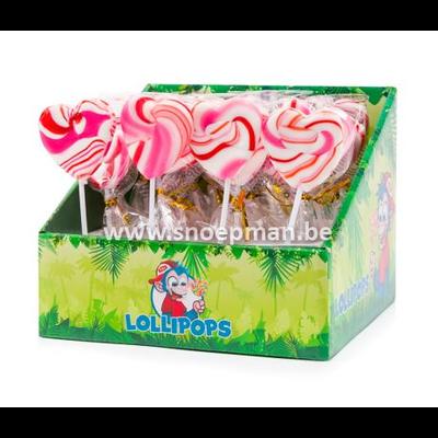 Felko  Koop Felko Mini Lollipops Sweetheart online bij snoepman