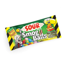 Toxic Waste Sour Smog Balls 48 gr.