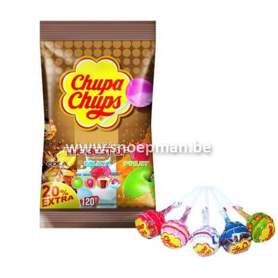 Chupa lolly...