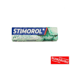 Stimorol Ice Intense Mint 14 gr.