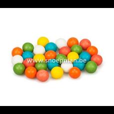 Mini kauwgom ballen - 2,5 kg
