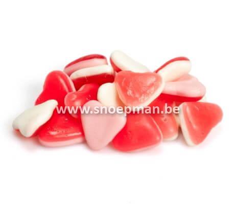 Hartjes snoepjes