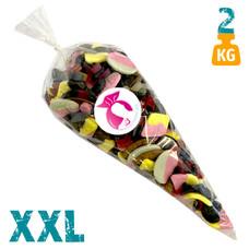 XXL snoepzak 2 kg Bubs