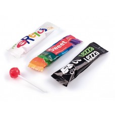 Flow pack ronde lolly 9gr