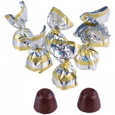 Gepersonaliseerde top twist chocolade bedrukt 14 gr