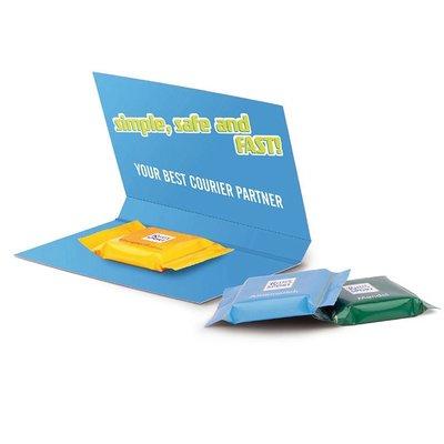 Promotie kaart  SPORT chocolade 5g