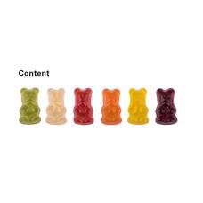Trolli Veggie gummibeertjes 12 gr. composteerbaar