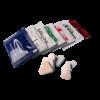 Promotie zakjes kauwgom pepermunt 2 vruchtenhartjes (dextrose) (2 x 2 g)