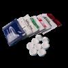 Promotie zakjes kauwgom pepermunt 2 ovale menthol eucalyptus tabletten (2 x 0,75 g)