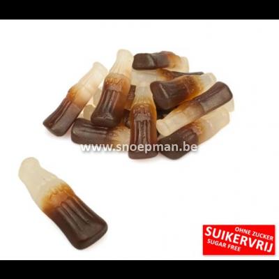 Suikervrije colaflesjes van De Bron -250 gr