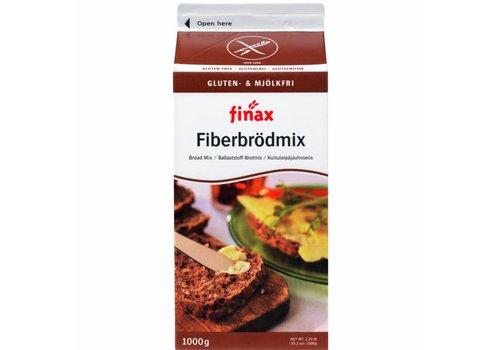 Finax Vezelbroodmix (bruin pak)