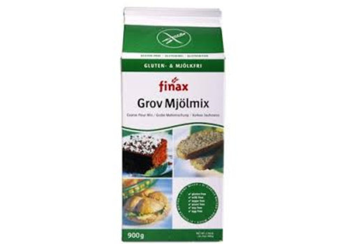 Finax Broodmix Bruin (groen pak)