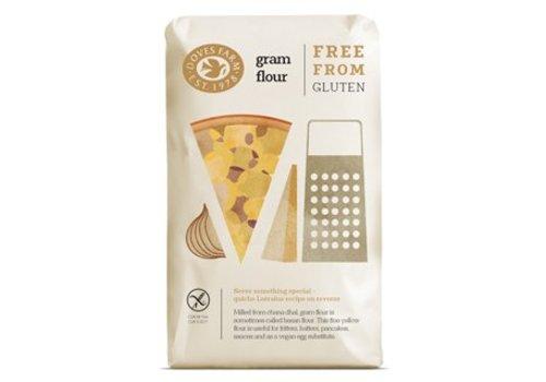 Doves Farm Kikkererwtenmeel (gram flour)