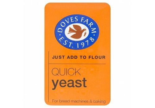 Doves Farm Instant Gist 125g THT(07-08-2019)