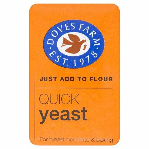 Doves Farm Instant Gist 125g