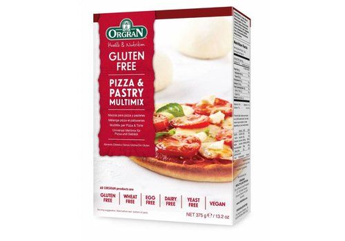 Orgran Pizza & Pastry Multimix