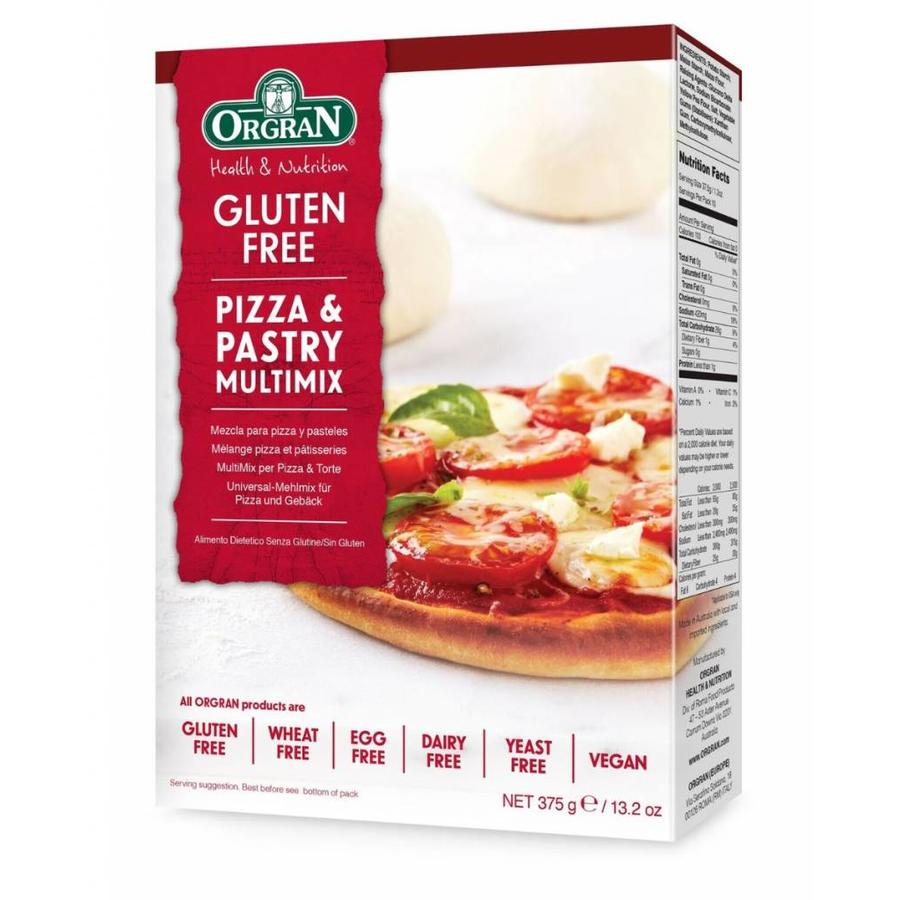 Pizza & Pastry Multimix