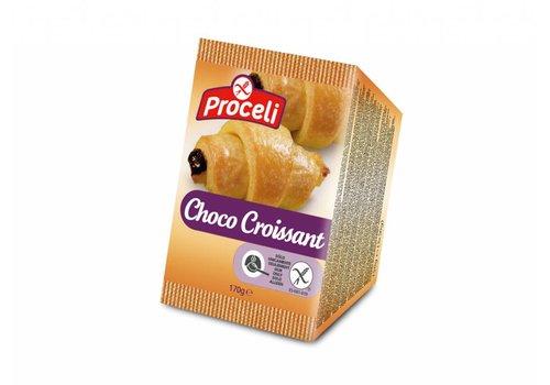 Proceli Chocolade Croissants 3 Stuks