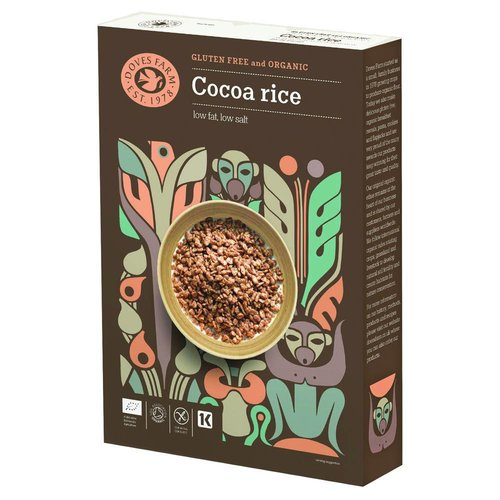 Doves Farm Cocoa Rice Biologisch