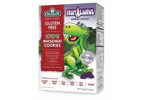 Orgran FruitAsaurus Cookies (THT 22-03-20)