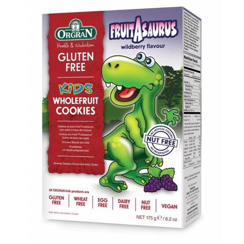 Orgran FruitAsaurus Cookies (THT 8-4-2019)