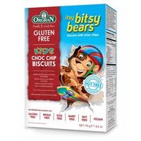 Biscuitjes met Chocoladestukjes (Itsy Bitsy Bears)