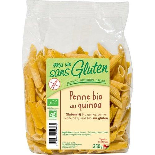 Ma Vie Sans Gluten Quinoa Penne Biologisch