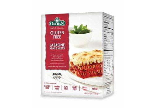 Orgran Mini Lasagnebladen