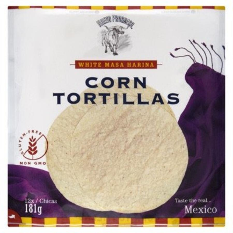 Tortillas 12 Stuks (THT 05-2019