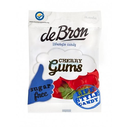 De Bron Cherry Gums